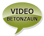 Betonzaun Video Morganland Dortmund