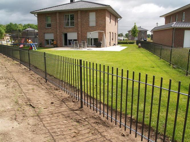 Gartenz une betonzaun dortmund ruhrgebiet morganland - Gartenzaun dortmund ...